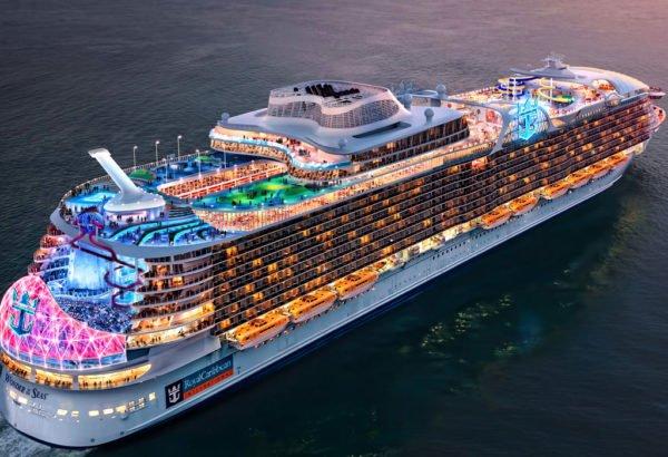 Las suites de crucero más grandes del mundo